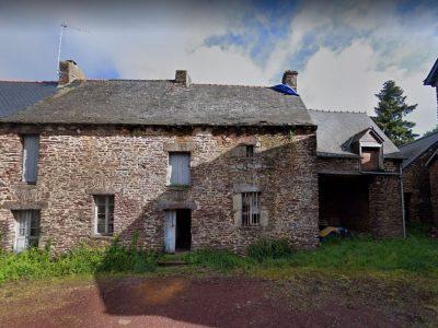 La Maison Allaire dans le bourg de Concoret